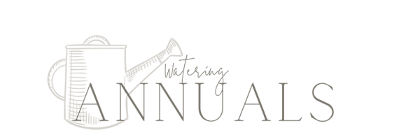 Watering annuals text