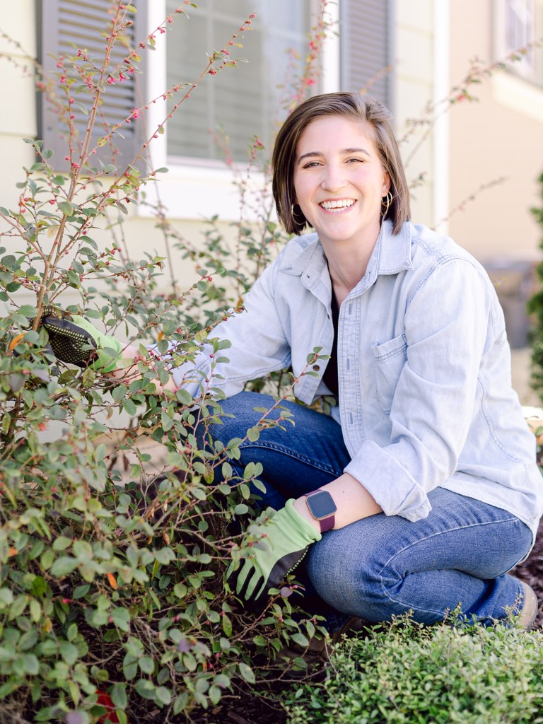 Alexa of Those Plant Ladies as part of the series Women in Horticulture.