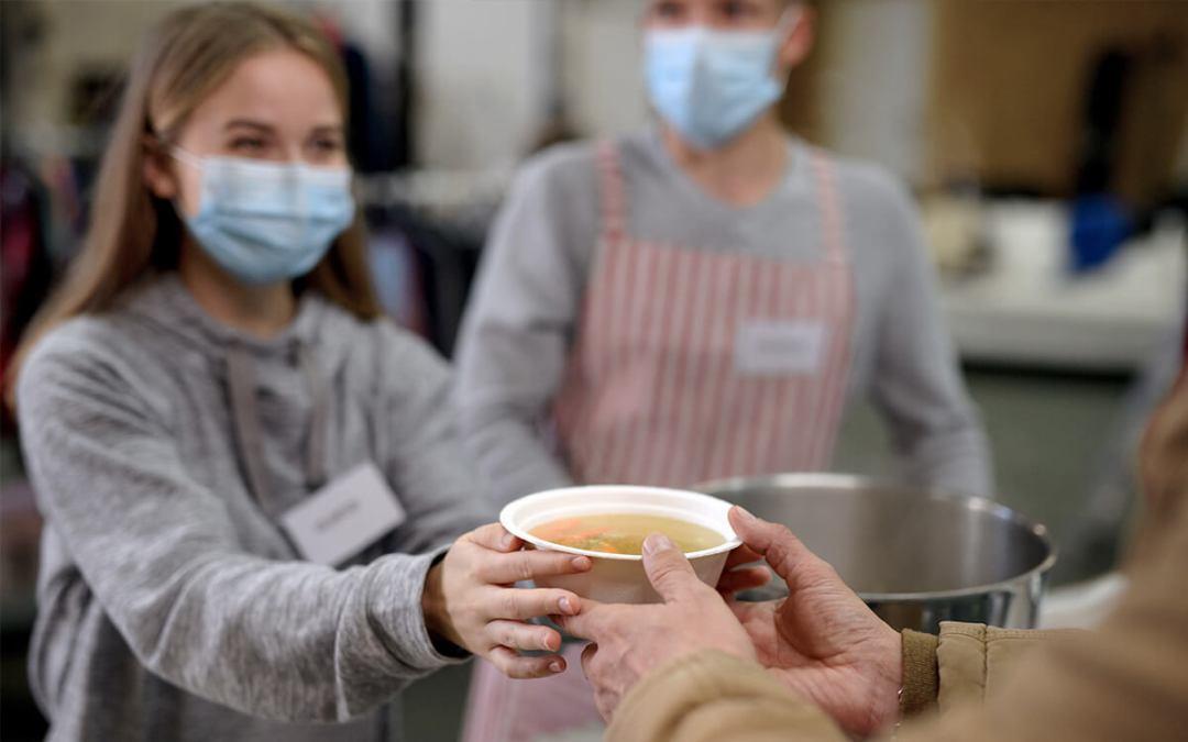 2021 Thanksgiving Volunteer Opportunities for Your Team