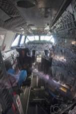 Cockpit einer Concorde