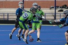 Lacrossespieler