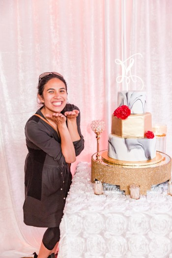 Angela Garcia Founder, Perfectly Bubbly Events