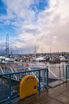 Fishermen's Terminal, Seattle.
