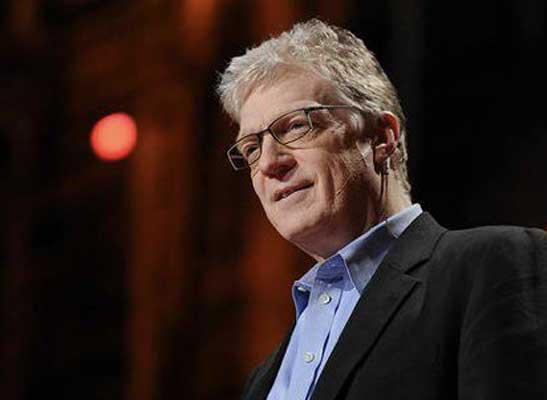 Entrevista con Sir Ken Robinson