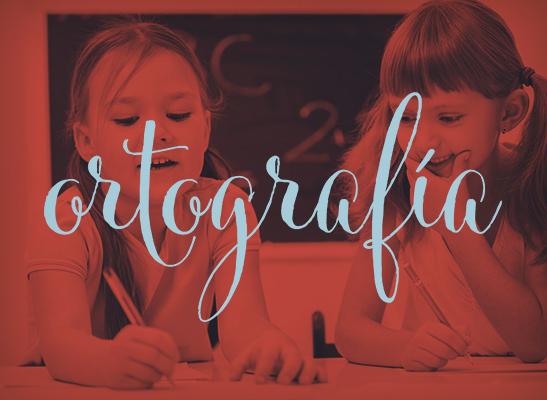Recursos educativos ortografía | Tiching