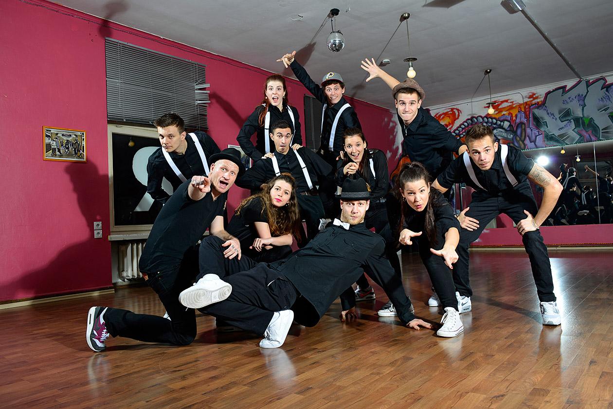 The Dance Jury-Präsident Russell Simmons (Credit Fadil Berisha)