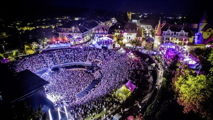 Festival Rock Oz'Arènes 2016