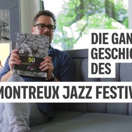Montreux Jazz Festival – 50 Summers of Music 2016