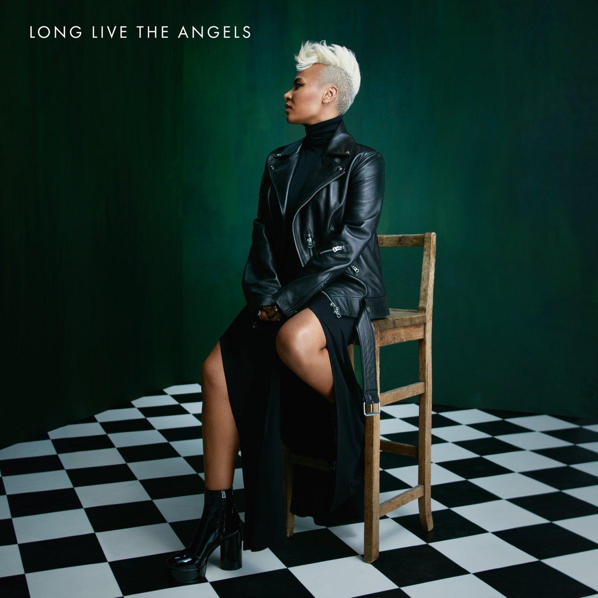 Emeli Sandé «Long Live the Angels» 2016