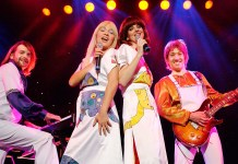 Thank you for the Music - Die ABBA-Story als Musical 2016