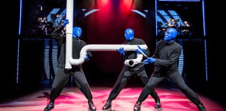 Blue Man Group 2016