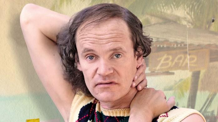 Comedian Olaf Schubert (49) geizt nicht mit sinnlichen Reizen.
