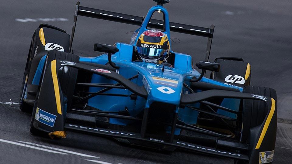 Formel E Zürich 2018