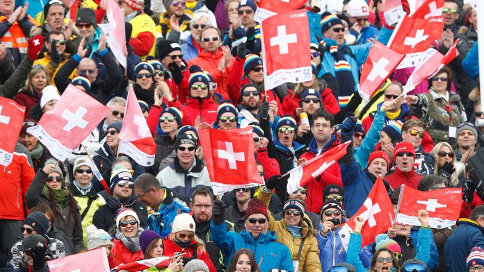 ALPINE SKI-WM ST. MORITZ 2017