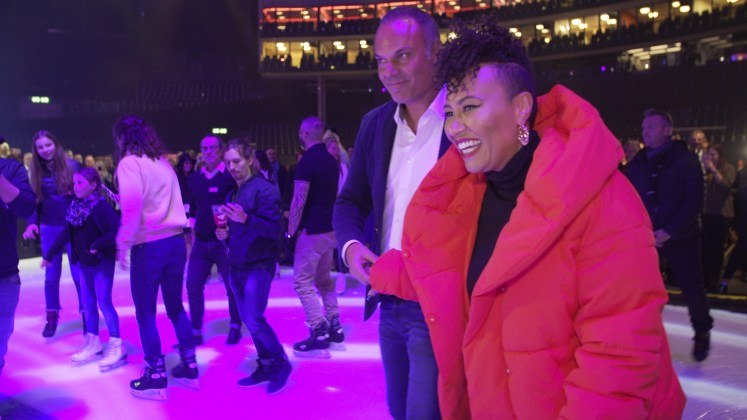 Emeli Sandé - Art on Ice 2018