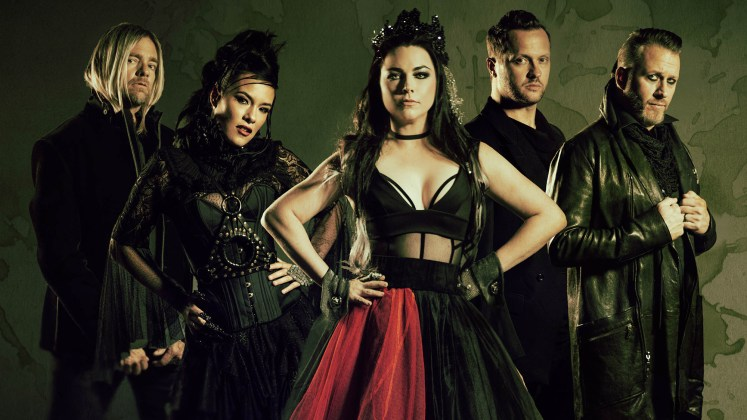 Samsung Hall 2018: Evanescence