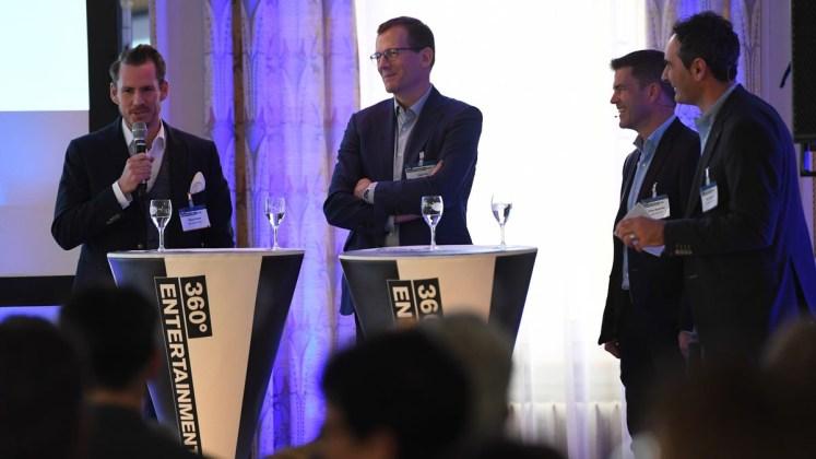 360° Entertainment Forum 2018: Trends, Einblicke und Networking