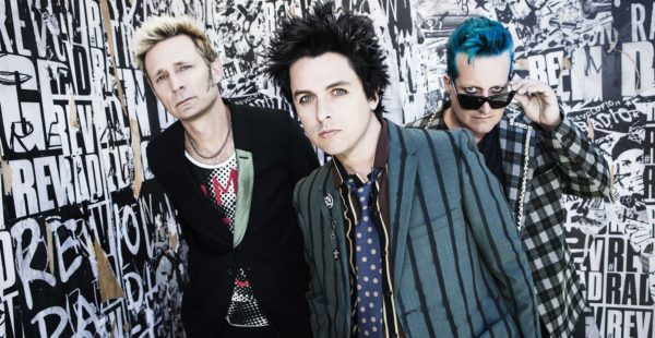 Image result for green day 2017