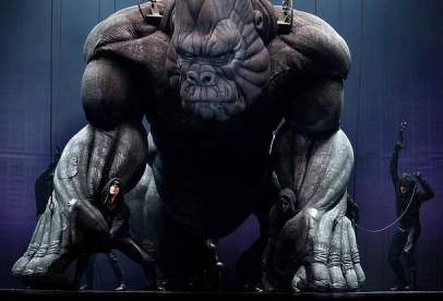 Image result for king kong the musical
