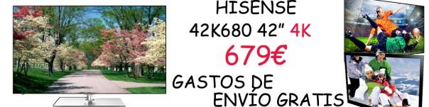 hisense 42k680-7