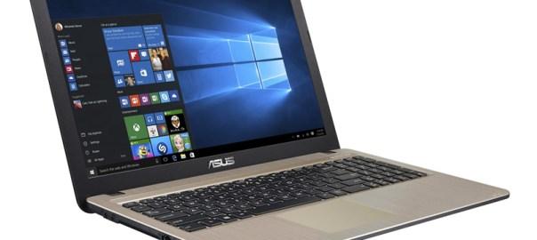 Una configuración adecuada para principiantes: Ordenador portátil ASUS X540LJ-XX403T