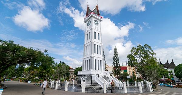 Destinasi di Indonesia
