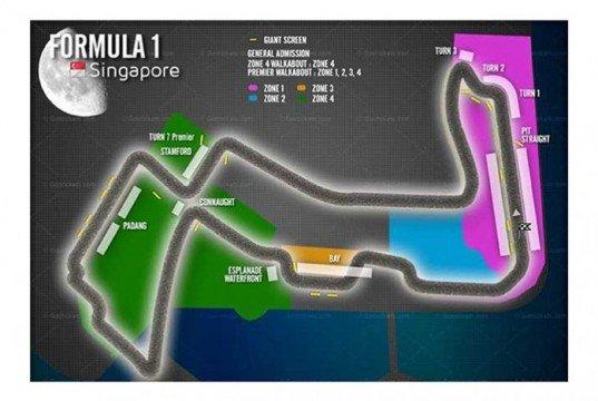 F1 MAP