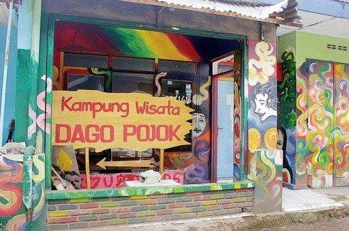 Kampung Dago Pojok via httpwww.infobdg.com