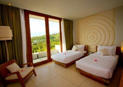 Svarga Resort Lombok room