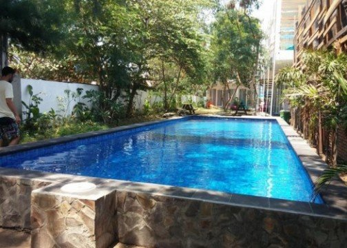 Dejavu Hotel Gili Trawangan room