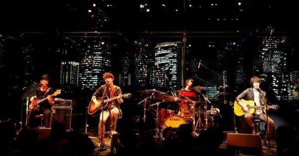 tiket konser CN Blue Jakarta