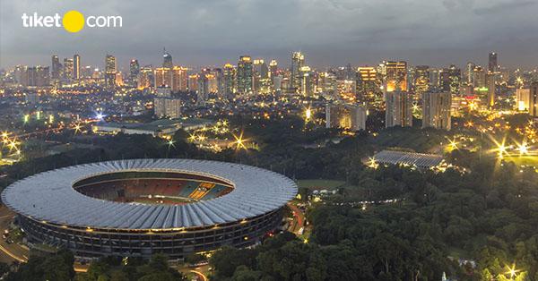 Daftar Venue Asian Games 2018 Jakarta Palembang
