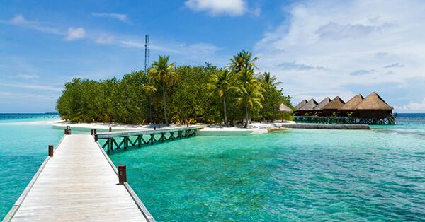 Liburan Ke Maldives - Private