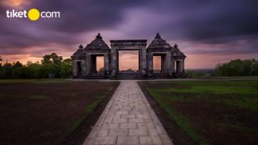 lokasi sunset di Yogyakarta
