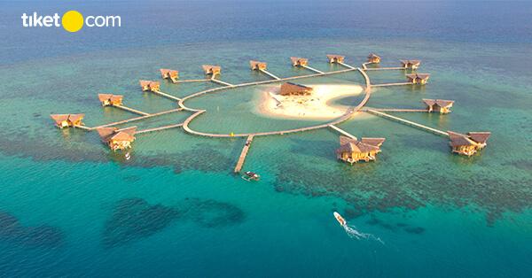 Tempat Wisata Pulo Cinta Gorontalo