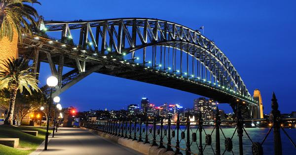 Tempat Wisata di Sydney - Harbour Bridge