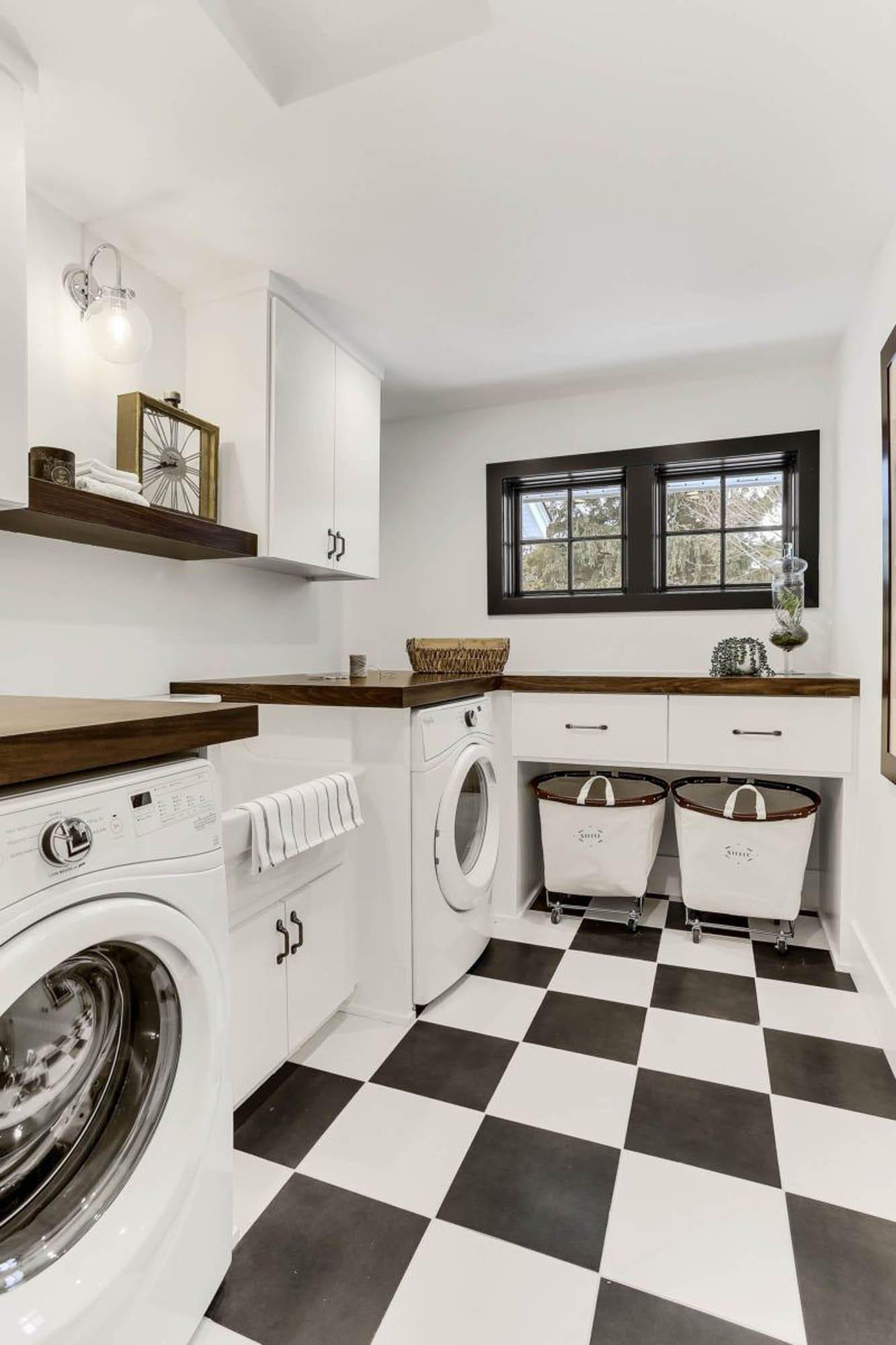 black and white kitchen tiles design images