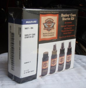 Harley Care Starter Kit