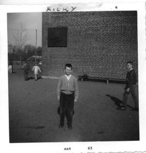 Rick in 1963