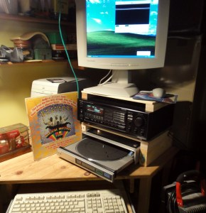 LP Digitizing Workstation