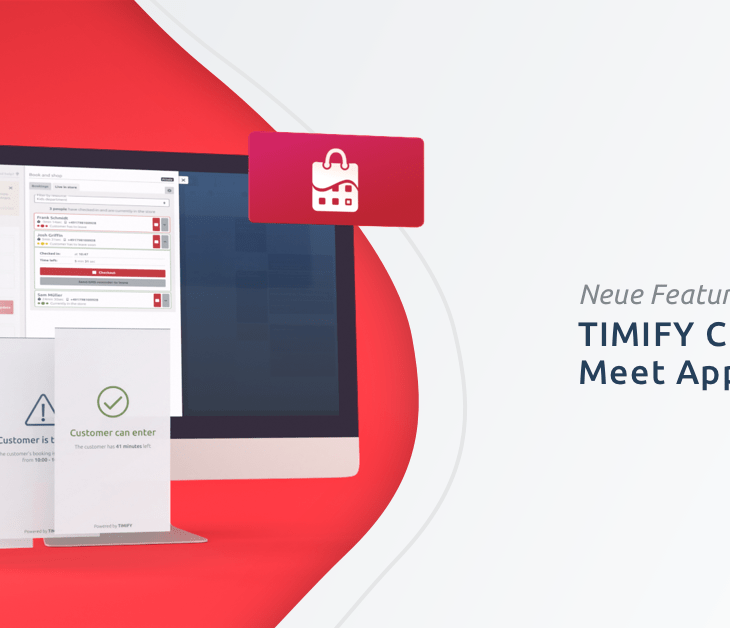 timify click and meet, click and meet, terminshopping