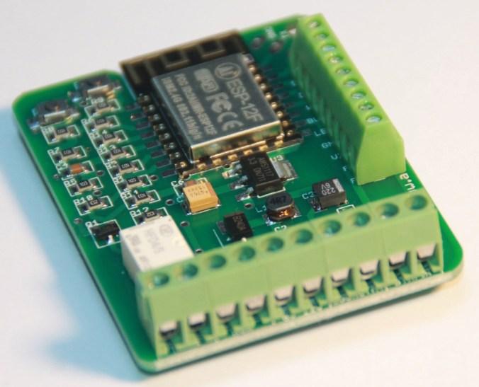 Tindie Blog | Upgraded ESP-RFID Control Board