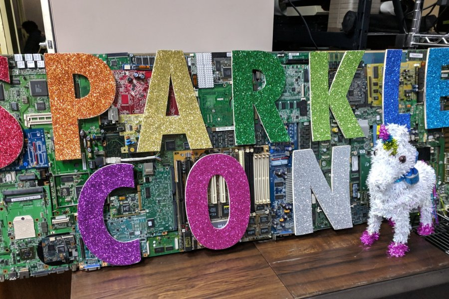 Sparklecon VI: A Wet and Wild Time for All