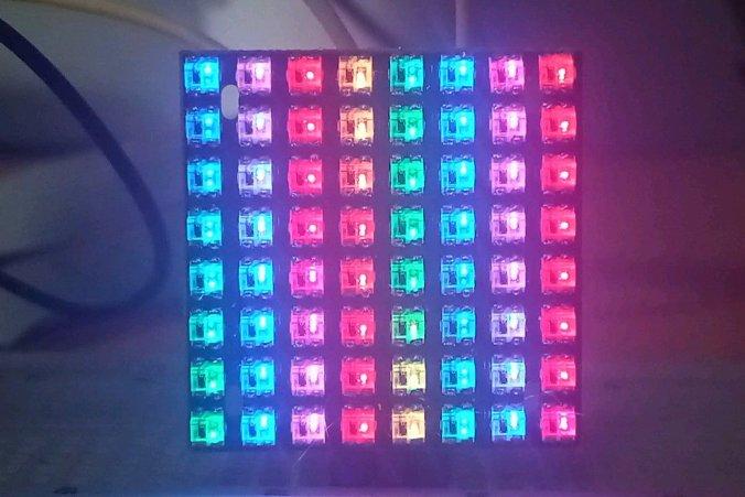 Blog do Tindie |  A menor matriz de LED na qual você não consegue colocar as mãos 4
