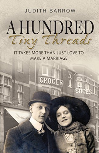 A hundred Tiny Threads Book Cover
