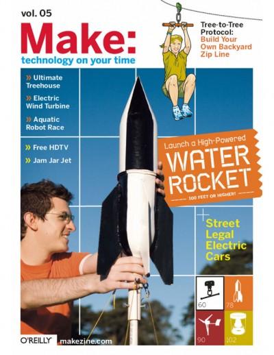 make-magazine
