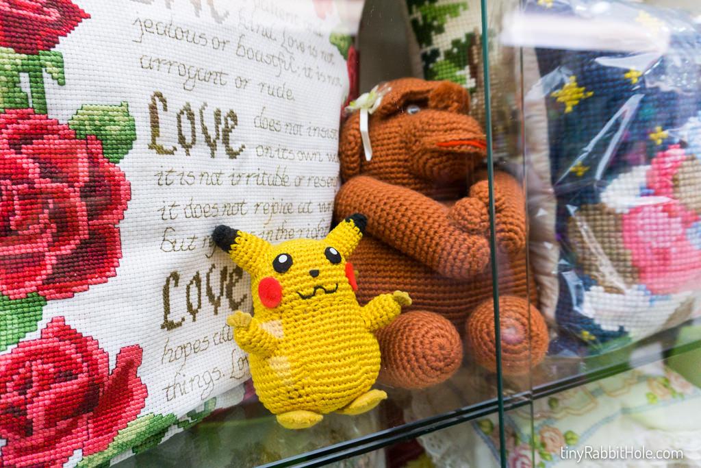 Tiny Rabbit Hole - Siew Lip – Jurong Point Shopping Centre Craft Shop - crochet supplies in Singapore - amigurumi supplies - craft shop