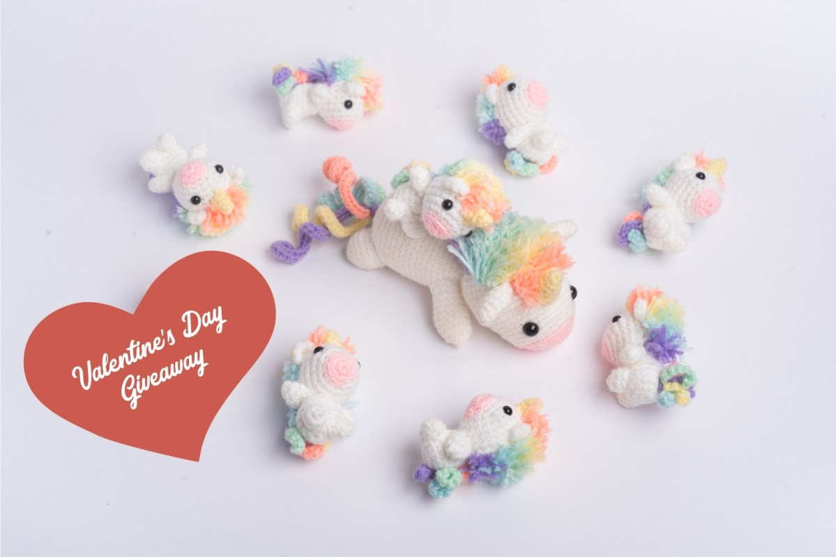 Picomaru the Baby Unicorn Giveaway!