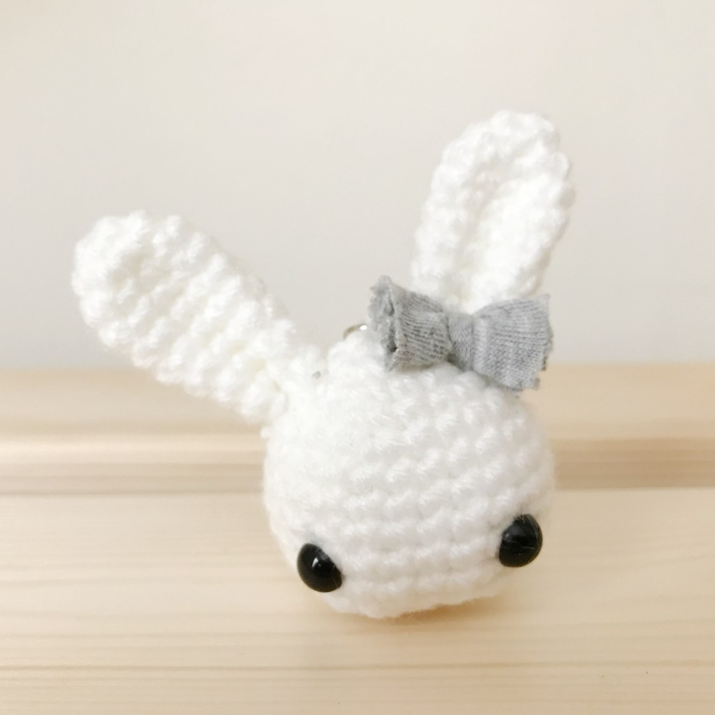 Tiny Rabbit Hole – Toki the Bunny Amigurumi Pattern Free Singapore Crochet Best Workshop Chinatown Marshmallow SIrdar Snuggly