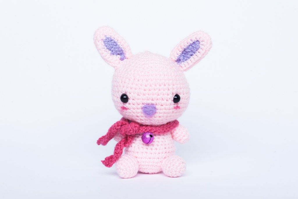 Tiny Rabbit Hole – Bunny Cabbage Easter Amigurumi Crochet Free Pattern Easter Cute